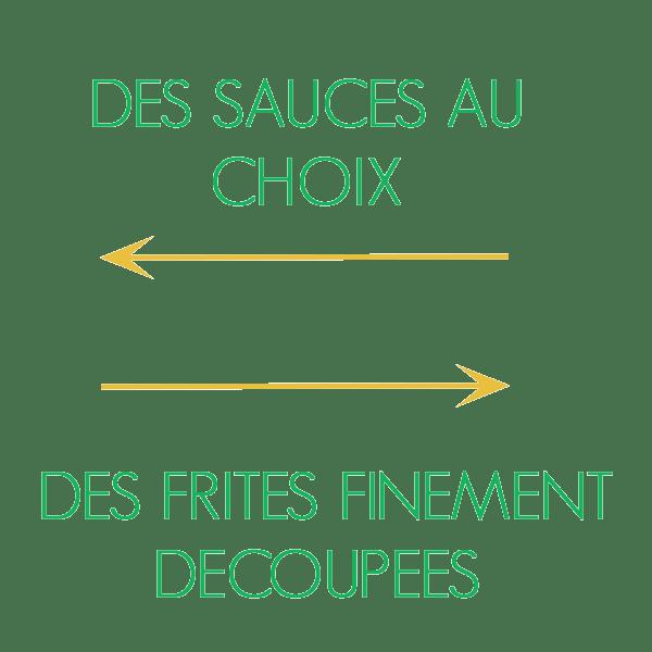 SaucesFrites